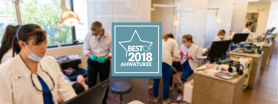 Named Best Orthodontist by Ahwatukee Foothills News