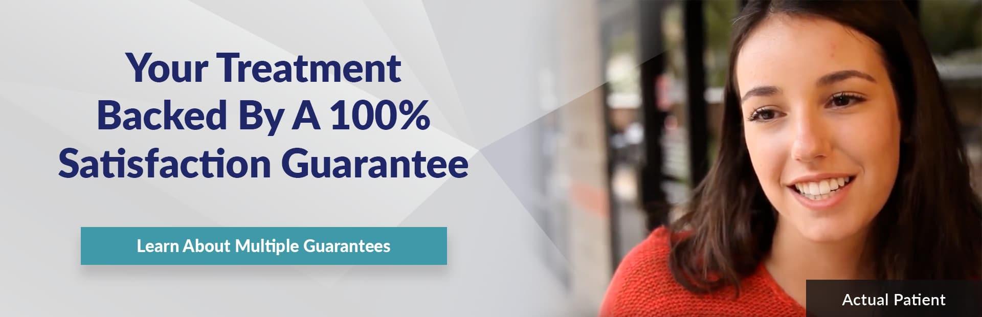 learn more multiple guarantees